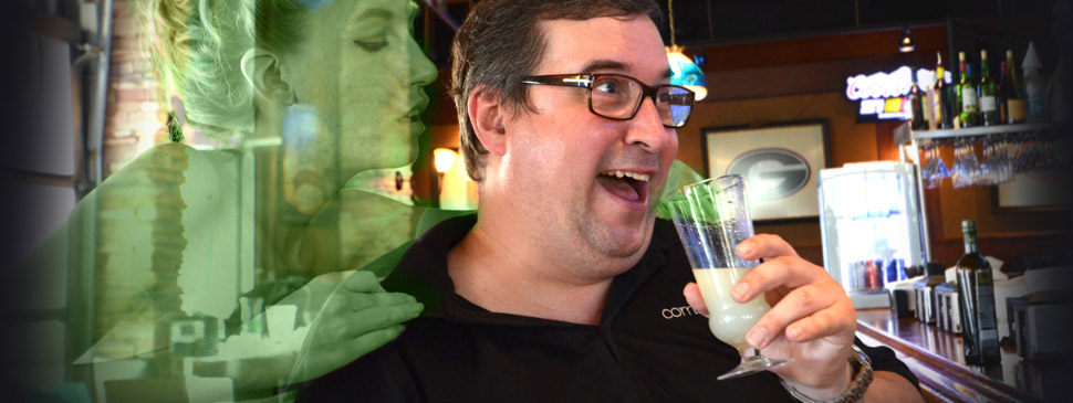 CHASING THE GREEN FAIRY: ABSINTHE